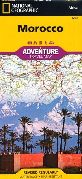 NG ADVENTURE MAP: MOROCCO