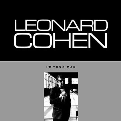 LEONARD COHEN - I'M YOUR MAN (1988) LP