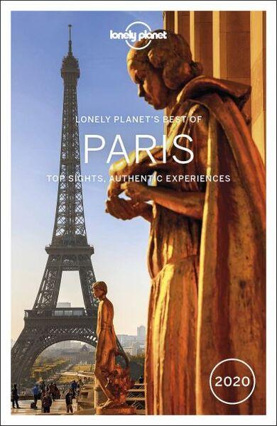 LONELY PLANET: BEST OF PARIS