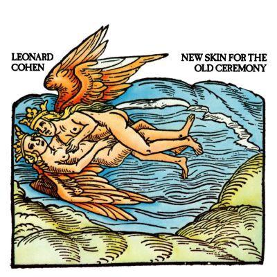 LEONARD COHEN - NEW SKIN FOR THE OLD CEREMONY (1974) CD