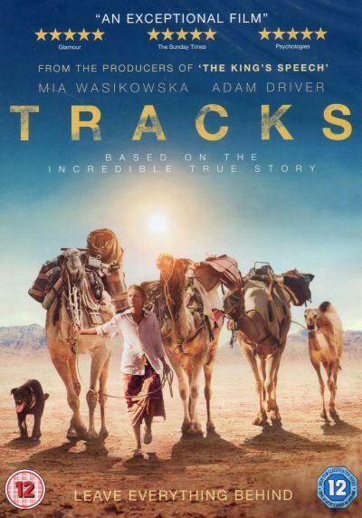 TRACKS (2013) DVD