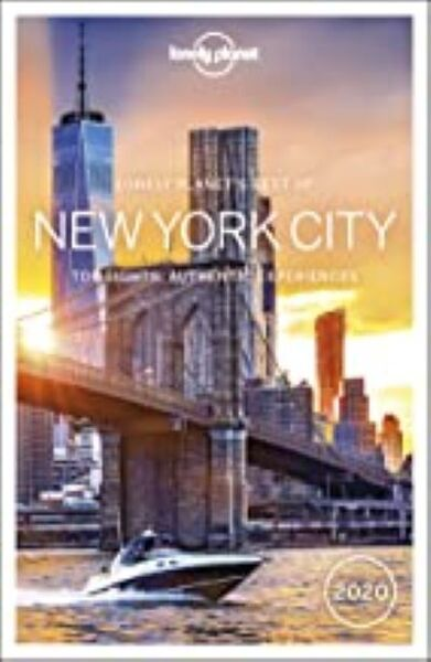 LONELY PLANET: BEST OF NEW YORK CITY