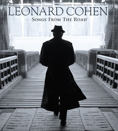 LEONARD COHEN - SONGS FROM THE ROAD (2010) CD