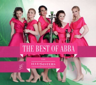 ILVES SISTERS - THE BEST OF ABBA (2016) CD