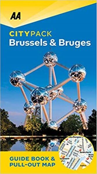 AA CITYPACK : BRUSSELS AND BRUGES