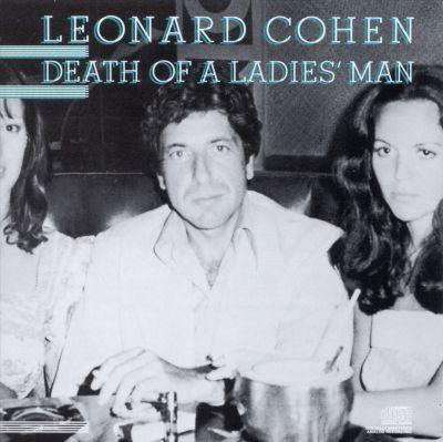 LEONARD COHEN - DEATH OF A LADIES MAN (1977) CD