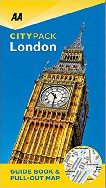 AA CITYPACK : LONDON