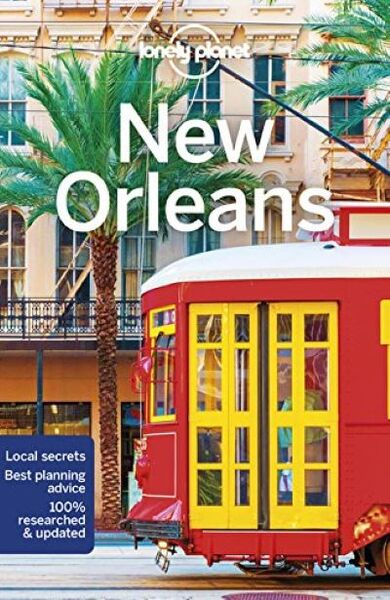 LONELY PLANET: NEW ORLEANS